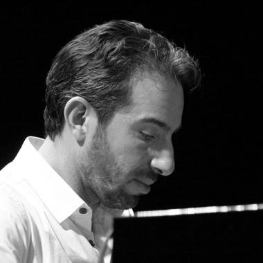 Aaron Goldberg, piano.