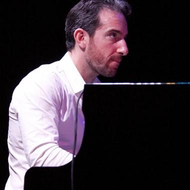 Aaron Goldberg, piano. Concert à Chorus