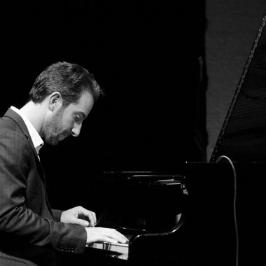 Aaron Goldberg, au piano à Chorus
