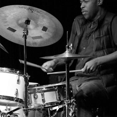 Eric Harland, batteur