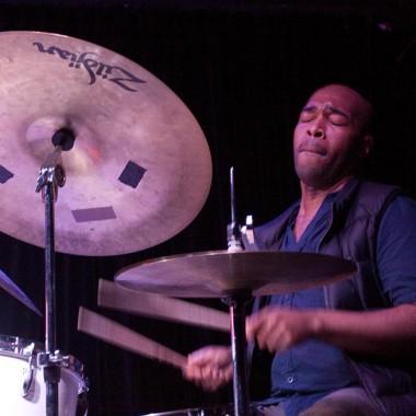 Eric Harland, batterie