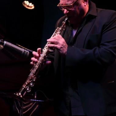 Gilad Atzmon, saxophone soprano. Photo © Tristan Boy de la Tour, Lausanne