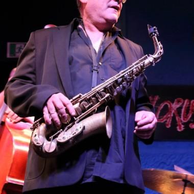 Gilad Atzmon, saxophone alto. Photo © Tristan Boy de la Tour, Lausanne