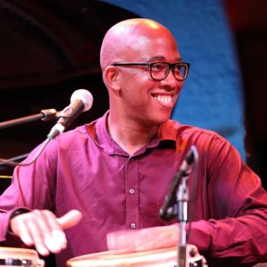 Abraham Mansfaroll, percussion