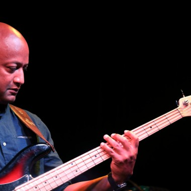 Gino Chantoiseau, basse