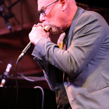 Olivier Ker Ourio, harmonica